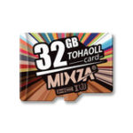 New MIXZA Fashion Edition U3 Class 10 32GB TF Micro Memory Card for DSLR Digital Camera MP3 HIFI Player TV Box Smartphone