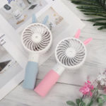New Mini Portable Hand-held Cooling Fan Humidifier Misting Water Spray USB Air Conditioner