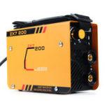 New 220V Portable MMA ARC Welder Welding Machine Inverter with 5Pcs Welding Rods