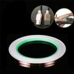 New 50M Copper Foil Tape Conductive Adhesive for EMI Shielding Heat Resist Tape