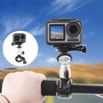 New Camera Bicycle Bracket Fixed Clip With Adapter For DJI OSMO Action FPV Camera