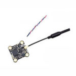 New JHEMCU SIVTX 5840 5.8Ghz 40CH 25~200mW VTX FPV Transmitter OSD IPEX 16*16mm 4.5-5.2V for RC Drone
