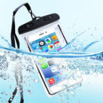 New Kisscase Luminous Touch Screen Waterproof Phone Bag For 4.0-6.5 inch Smart Phone iPhone XS Max Samsung Galaxy S10+