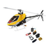 New JCZK 450 DFC 6CH 3D Flying Flybarless RC Helicopter Super Comber