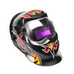 New Solar Power Auto Darkening Welding Helmet Welder Arc Tig Mig Mask Adjustable