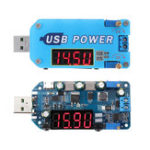 New USB Boost Module 5V to 9V12V Step Up Module Adjustable Voltage Current Display Charging Router Converter