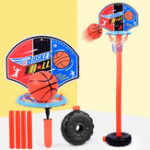 New Adjustable Mini Basketball Hoop Stand Outdoor Indoor Sports Games Kids Toy Gifts