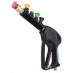 New High Pressure Sprayer Nozzle Washer Interface Outer Wire 16.5mm with 5pcs GMP2.5 Nozzle