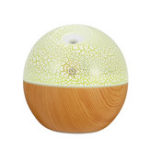 New USB LED Aroma Ultrasonic Humidifier Essential Oil Diffuser