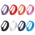 New Bakeey Silicone Replacement Watch Band for Xiaomi Mi Band 4 Smart Watch