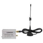 New USB RTL SDR Receiver 100KHz-1.7GHz UV HF RTL-SDR Tuner Stick Support Up-convert winth RTL2832U TXCO 0.5ppm SMA N300U Tester