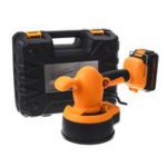 New 13000mAh Professional Tiling Tool Machine Suction Porcelain Ceramic Floor Grip Handle Electric Floor Vibrator