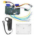 New 24/36V Dual Motors System Wheel Hub Driver Pulse Longboard Skateboard Controller Remote ESC Substitute