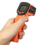 New Infrared Digital Thermometer Industrial Temperature Meter 50℃~380℃