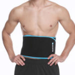 New Boer Lumbar Support Gym Fitness Training Waist Belt Support Bodybuilding Belt Squat Belt