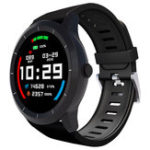 New Bakeey Watch4 IPS Color Screen IP68 Custom Watch Face 30Days Battery Life Heart Rate Smart Watch