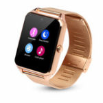 New Bakeey 1.54 Inch IPS 2.5D Touch Screen GSM 32GB TFCard Support Sleep Monitor Locial SMS Watch Phone