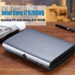 New HYSTOU M1 Mini PC Intel Core i7-6700HQ 16GB+256GB 16GB+512GB NVIDIA GTX 960M Win10 with fan Type-C S/PDIF 5G Wifi Bluetooth 4.0 HDMI DP Output HTPC Gaming PC Computer
