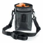 New Dog Training Walking Pet Cat Pouch Waist Belt Snack Treat Storage Bag Dispenser