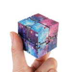 New Infinity Mini Magic Cube 2X2X2 Toys Stress Fidget Pressure Relief Anti Anxiety Blocks
