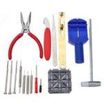 New 14 in 1 Screwdriver Repair Tool Sets For Watch Repair
