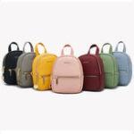 New New Backpack Beauty Zipper Bag for Women Ladies Girls