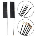 New 5Pcs IPEX /Welding GSM 2G 3G LTE GPRS CDMA WCDMA 4G FPC Antenna Aerial 8dBi Built-in Antenna