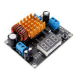 New VHM-111 Digital Step Up Power Supply Module DC-DC 3V-35V to 5V-45V Voltage Regulator Digital Boost Module