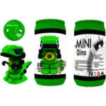 New Mini Dino 2CH Smart Dinasour Can Infrared Control RC Robot Toy Gift For Children