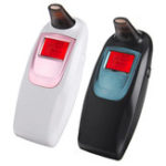 New Breath Alcohol Tester Breathalyzer LCD Digital Analyzer Drunk Driving Detector