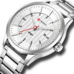 New CURREN 8316 Waterproof Business Style Men Wrist Watch
