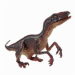 New Simulation Dinosaur Model Toy Raptor Children Kids Gift Animal Diecast Model