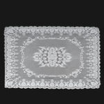 New Lace Tablecloth White Vintage Large Table Cloth Cover Wedding Party Decor 1.4 x 2m