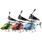 New Wltoys XKS S929-A 2.4G 3.5CH ABS Mini Altitude Hover RC Helicopter RTF With Gyro