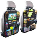 New 1Pc Car Auto Trunk Seat Back Organizer Tidy Pocket Kids Toys Storage Bag Holder