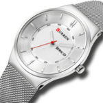 New CURREN 8311 Ultra Thin Casual Style Quartz Watch
