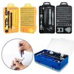 New 115-in-1 Magnetic Screwdrivers Set Multi-function Computer PC Mobile Phone Digital Electronic Device DIY Repair Tools