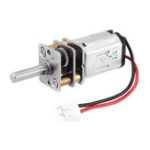 New Feichao N20 3.0mm D Type 6V DC Motor For DIY 4WD RC Car RC Robot