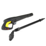 New High Pressure Washer Spray Guns+Spray Lance 45 Degree Nozzle Sprayer For LAVOR/VAX/COMET