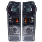 New Car Rear Left/Right Smoked Tail Light Brake Lamp LED For Isuzu DMax D-Max Ute 14-19