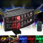 New RGB DJ Disco LED Light Mini Laser Projector Stage Lighting Xmas Show Party