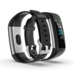 New Bakeey S5 Heart Rate Blood Pressure Oxygen Monitor Multi-sport Modes IP68 Waterproof Smart Watch