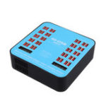 New 10/20/40 Ports Multi USB Intelligent Fast Charger Charging Station Travel Hub