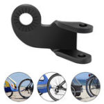 New Bike Trailer Hitch Coupler 12.2MM Bicycle Steel Hitch Coupler Attachment Connector