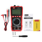 New TA801B Multimeter High Precision Manual/Automatic Digital Ammeter Table  AC and DC Universal Multifunction