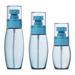 New Jordan&Judy 3 Pcs 30/60/80ml Refillable Bottles Press Type Storage Bottles Camping Travel Soap Lotion Shower Gel Emulsion Dispensers