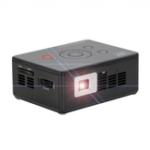 New DM C2W DLP Projector 854*480 3000 Lumens LED Projector Mini Home Theater HD Mini Projector bluetooth 4.0 Dual WIFI Android 5.1
