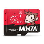 New Mixza Year of Monkey Limited Edition 128GB U1 TF Micro Memory Card for Digital Camera MP3 TV Box Smartphone