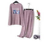 New Cotton Loose Pajama Set