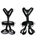 New Professional Harnesses Rock Climbing Full Body Safety Belt